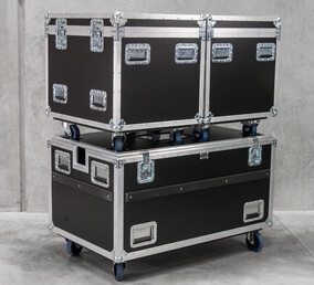 Cadillac Case with 24 x 30 Cases